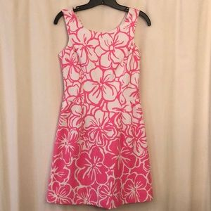 Lilly Pulitzer floral dress